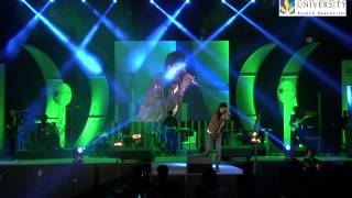Jab Tak Hai Jaan, Title Song | Singer Javed Ali Performed Live @ Sharda University