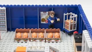 Bouw Je Eigen Jan Linders Bricks Supermarkt!