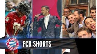 FC Bayern Shorts I Meistershorts