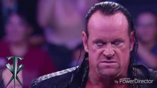 Thank you the Undertaker greatest legend of all times in WWE Goodbye The Undertaker