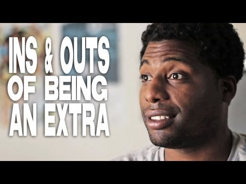 Ins And Outs Of Being An Extra by Frantz Durand