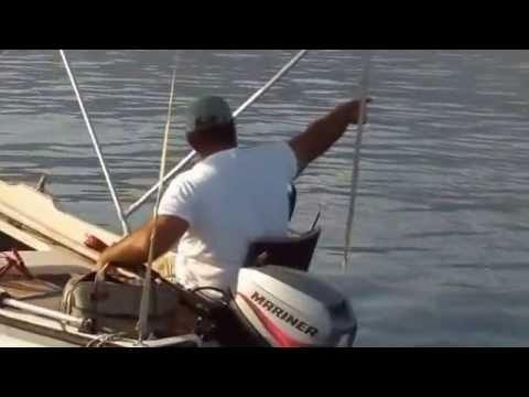 Δερβενι ψαρεμα Νικολαος Τσουριδης Γιωργης Κουκιος - YouTube