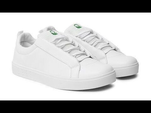Best White Sneakers in India | United Colors of Benetton | Unboxing and overview | Value for money
