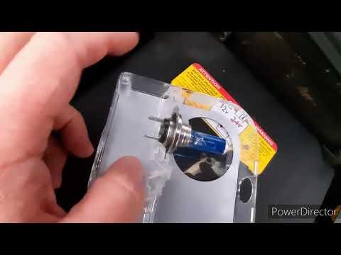 Замена ламп Peugeot 308 SW
