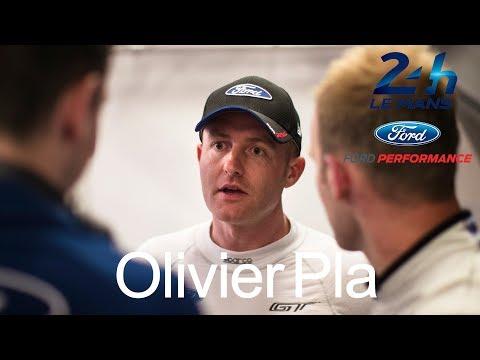 Ford Performance - Olivier Pla Le Mans 24 2017
