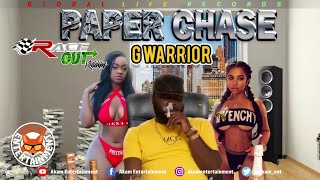 G Warrior - Paper Chase [Audio Visualizer]