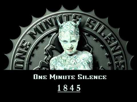Клип One Minute Silence - 1845