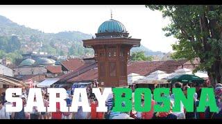 SARAYBOSNA'DA GEZİLECEK YERLER