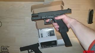 UMAREX GLOCK 18C / ELITE FORCE GLOCK 18C Unboxing