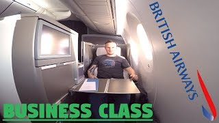British Airways BUSINESS CLASS Seychelles to London|Boeing 787-9
