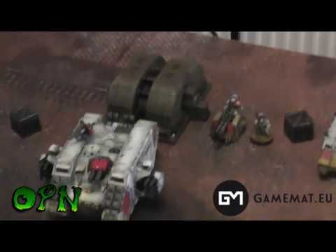 Fallout zone and industrial terrain review