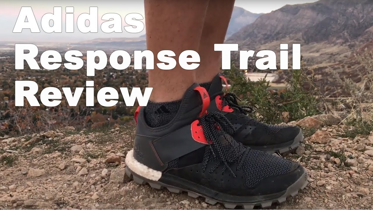 087cf81abf00 Adidas Response Trail Review - YouTube