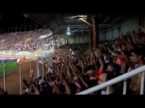 Adanaspor 1-2 Bursaspor | Tribün Videosu [Turbeyler]