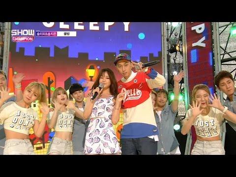 (episode-151) Sleepy & Song ji Eun - Cool Night (슬리피&송지은 - 쿨밤)