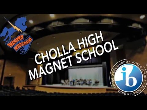 TUSD1 - Cholla High Magnet School