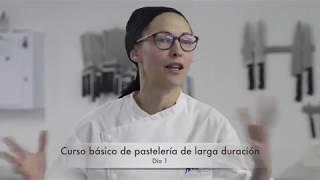 Curso básico de pastelería / Базовый дипломный курс по кондитерскому искусству