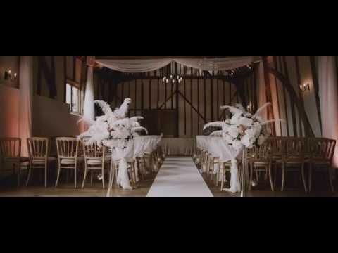 Monet Weddings - Stunning 1920's themed wedding