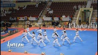 Team-M Taekwondo @ 2017 World Taekwondo Hanmadang, KOREA
