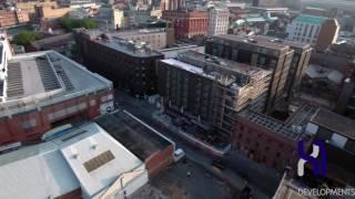 X1 Liverpool One  建案空拍影片2016/06/05