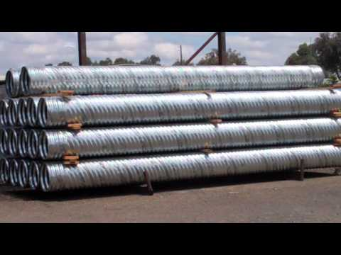 Pipes come in all sizes at Stockton's Cal-Sierra