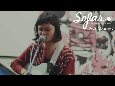 Aly Cabral - The Artist's Wife | Sofar Manila
