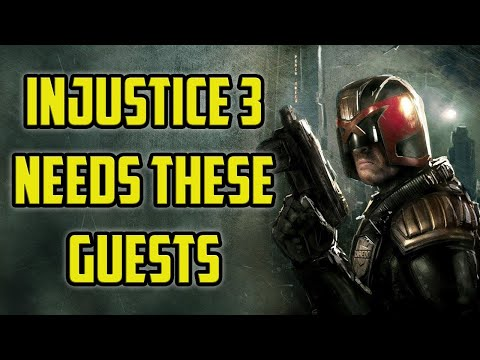 5 Guest Characters That NEED To Be In Injustice 3