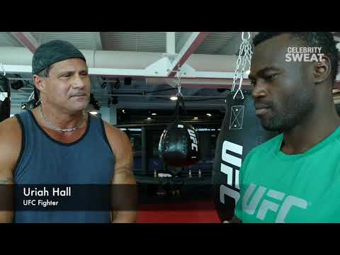 José Canseco MMA Training w/UFC and NHL Golden Knights