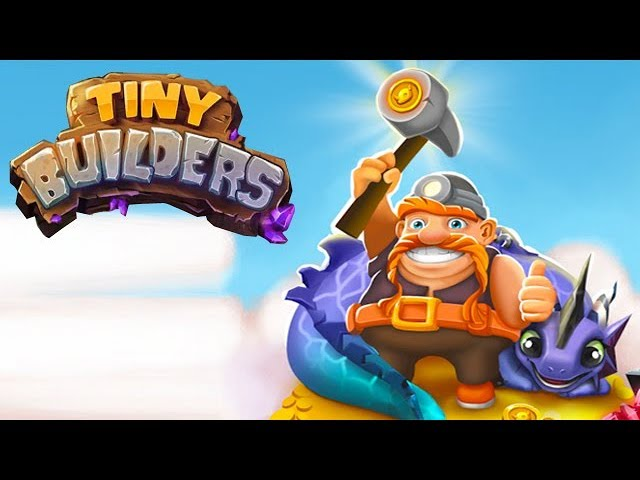 Tiny Builder : Builder at Peace Android Gameplay u1d34u1d30