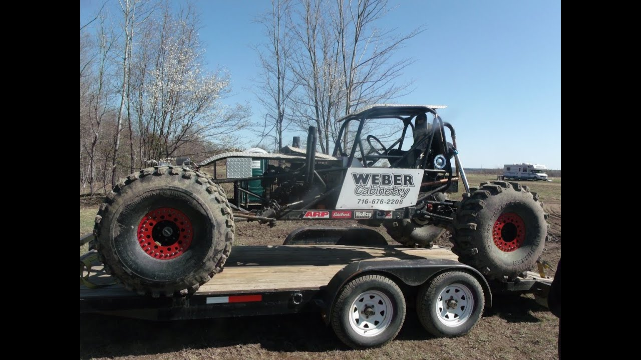 Custom Mud Buggy/Rock Crawler, Nissan Pathfinder and Eric ...