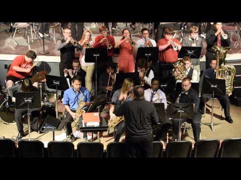 Stebbins High School Jazz Band - Shake It Off