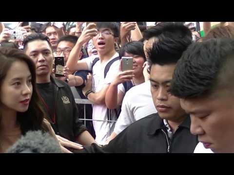💕Stabil💕 Song Ji Hyo, Opening of SHOOPEN at Fahrenheit88 KL , FULL VIDEO