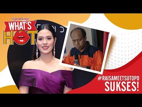 Kepala Humas BNPB, Sutopo Akhirnya 'Bertemu' Raisa Mp3