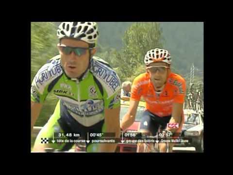 Cycling Tour de France 2006 Part 2