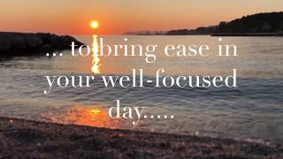 Relax to Reset - guided FOCUS PRACTICE - exercise for concentration improvement
