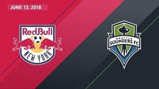 Video Gol Pertandingan New York Red Bulls vs Seattle Sounders FC