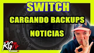 Switch - Backups - Atmosphere - Hekate - Noticias -  RetroGamer Live