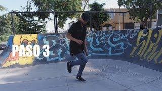 TUTORIAL SET BASICO DE BREAK DANCE 1