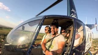 Voando em Uruana GO