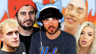 Ethan Klein and Tana Mongeau GO OFF On James Charles, Jake Paul EXPOSED, Addison Rae and KARDASHIANS