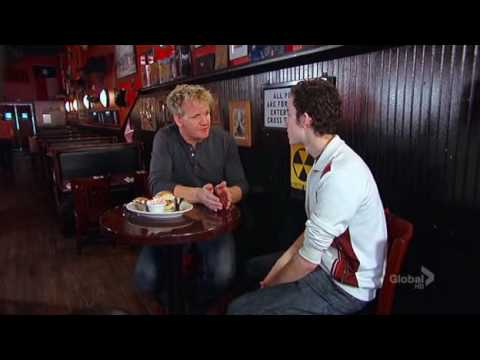 Kitchen Nightmares New York David