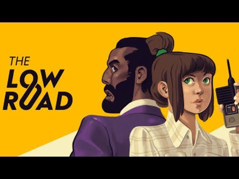 The Low Road – Game Movie (All Cutscenes / Story Walkthrough) 1080p HD