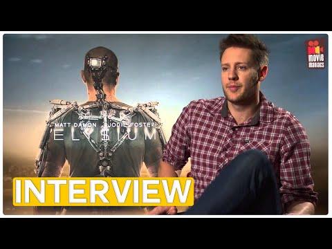 Elysium | Neill Blomkamp EXCLUSIVE Interview (2013)