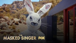 The Clues: Rabbit | Season 1 Ep. 2 | THE MASKED SINGER