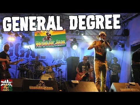 General Degree @ Reggae Jam 2016