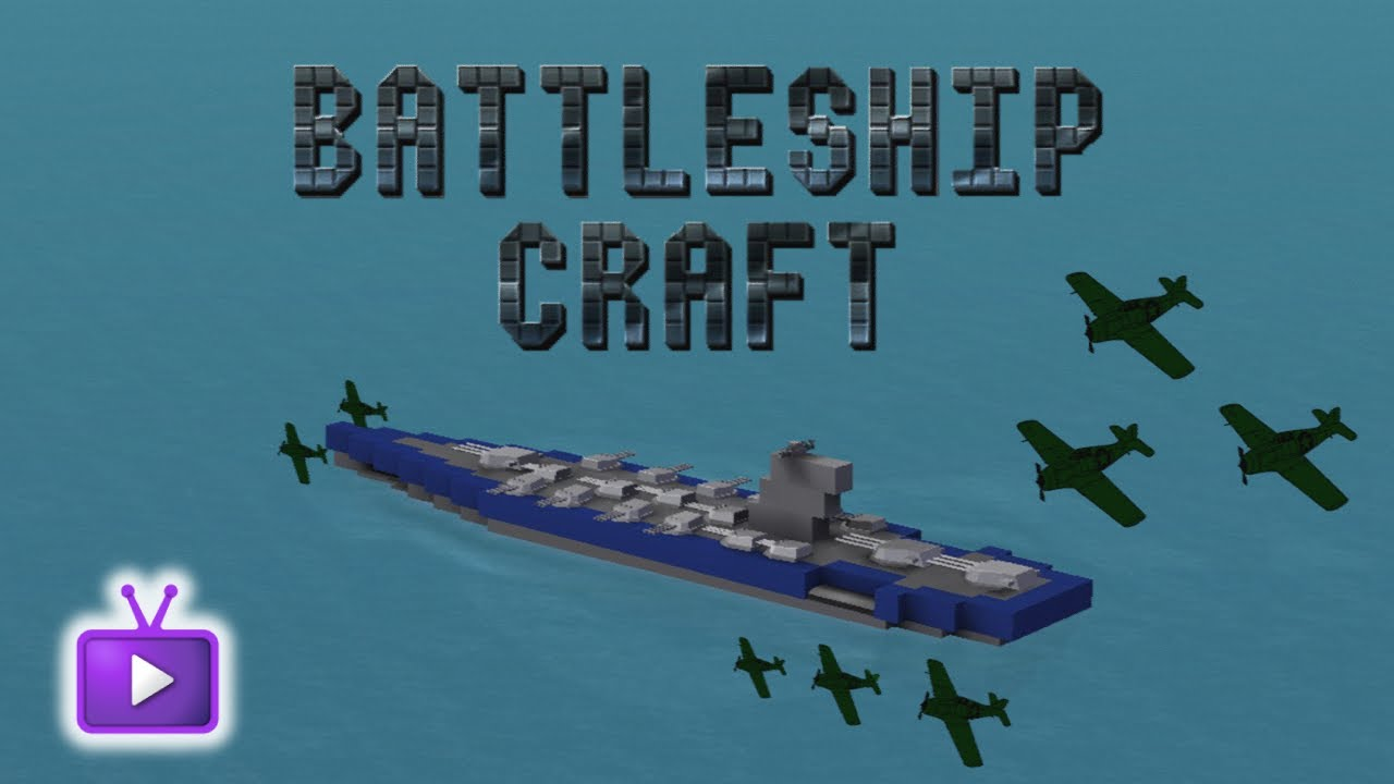 how to make a battleship