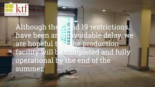 Randek customer video KTF Ireland -  construction facility