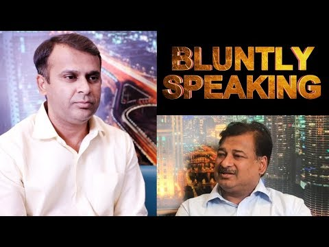 Bluntly Speaking Epi 43   A talk with Rajesh Gupta, Member India Against Corruption