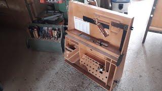 Mobilo Box, Raaco и другие ящики для инструмента, какие они, и что в них держать.