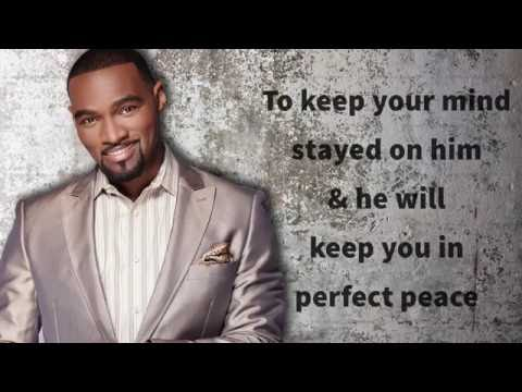 Perfect Peace Earnest Pugh