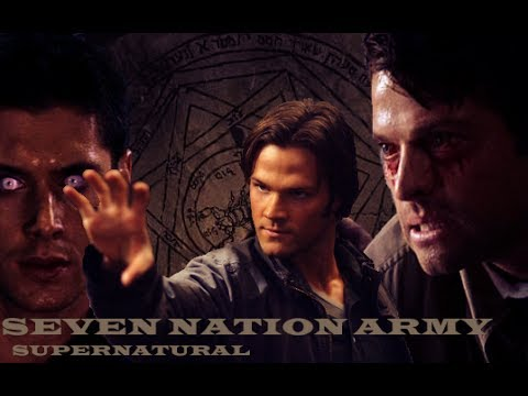 Supernatural || Seven Nation Army - YouTube